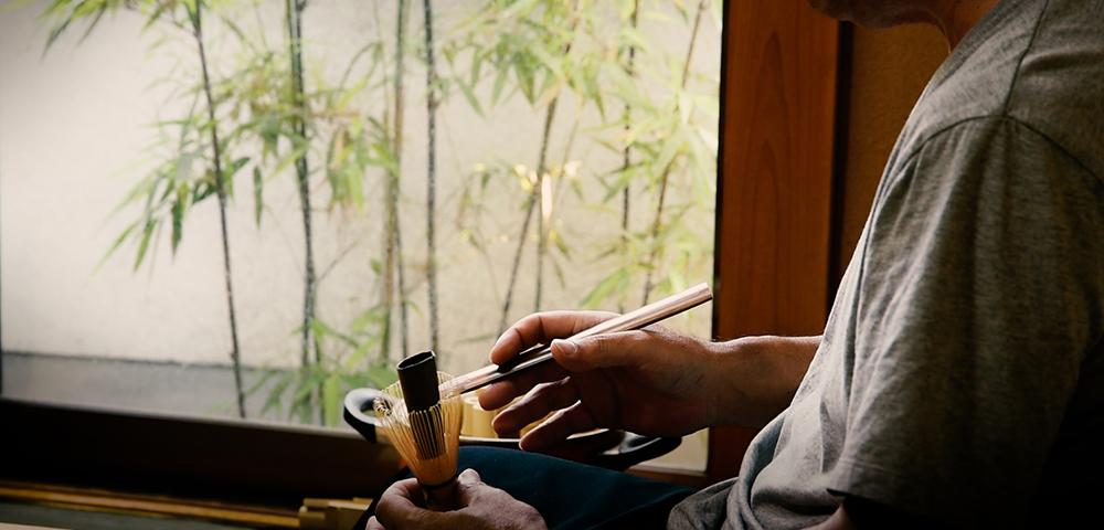 「高山茶筅」製造工程