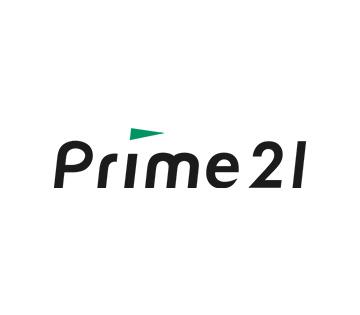 Prime21 ビジュアルアイデンティティ制作
